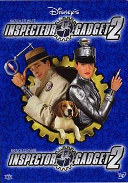 Inspector Gadget 2 (2003) Hindi Dubbed 250MB WEB DL 480p at movies500.site
