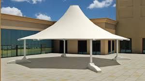 tukang canopy kain dan tenda membran murah dan berkualitas