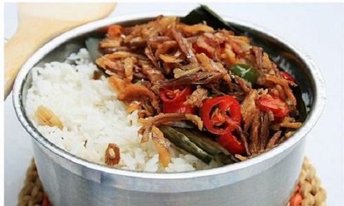 Aneka Resep Nasi Liwet Dengan Rice cooker l Skrupan.com