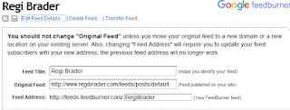 url feedburner