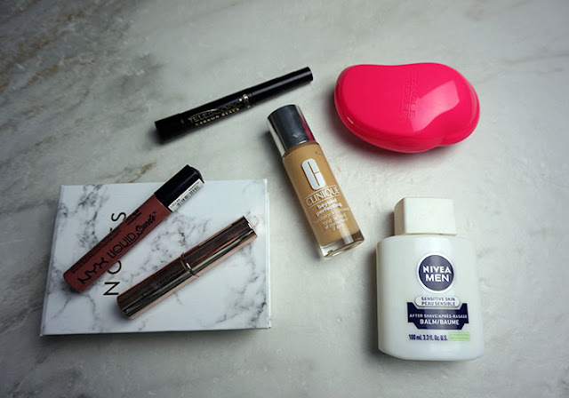 March beauty favourites 2016