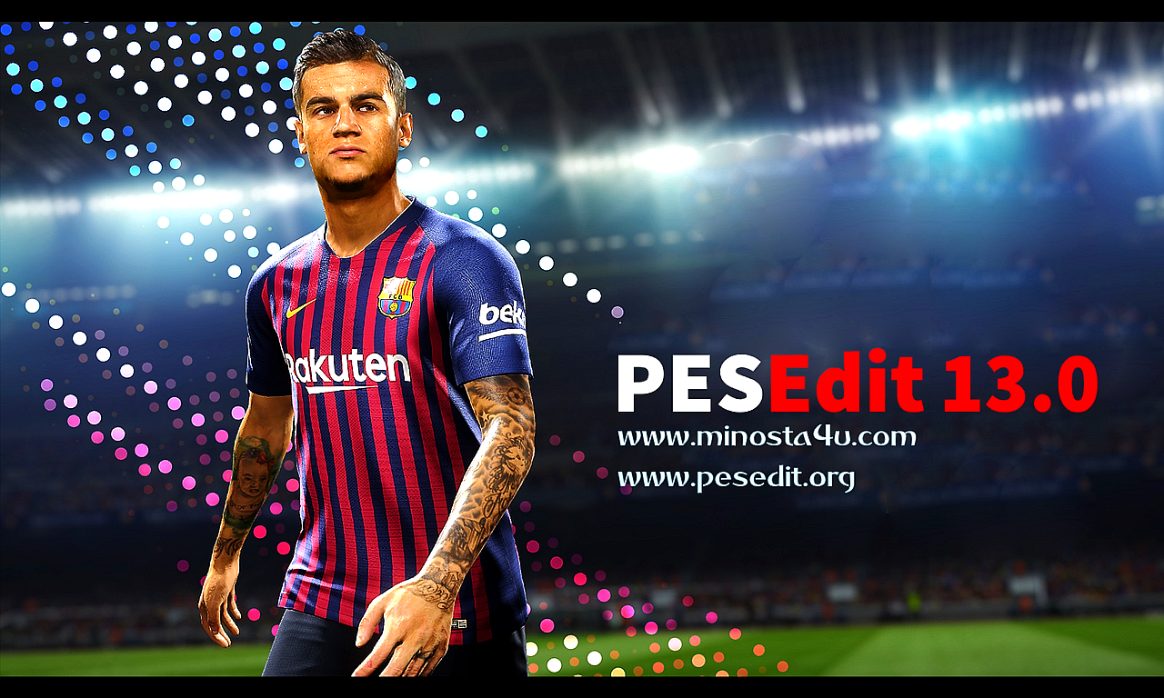 Download Option File PESEdit 13 0 Patch 2019 By Minosta4u (2018-09-01)