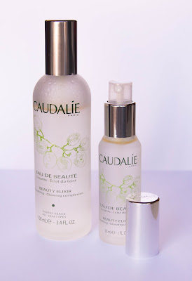 Agua de belleza de la marca Caudalie