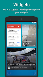 Apa kabar mitra pada kesempatan kali ini aku akan mengembangkan isu mengenai aplikasi te Smart Launcher Pro 3 V.3.10.23 APK