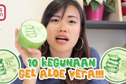 Berbagai Macam Cara Memakai Aloe Vera