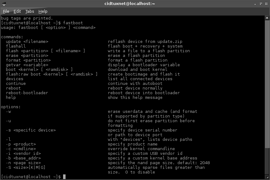How to install Android SDK, Android Platfrom tools (adb, aapt, ddms, fastboot, etc) on Archlinux