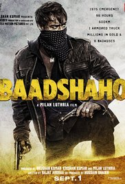 Watch Baadshaho Online Free 2017 Putlocker