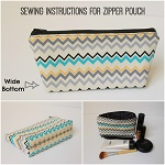 http://letsmakeitlovely.blogspot.com/2014/07/sewing-zipper-pouch.html