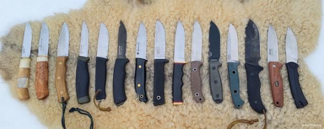 Knives Tools Amp Art Bushcraftkniven 2015 Ett Test Av