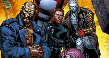 15 Fakta tentang Doom Patrol yang Mungkin Belum Kamu Ketahui
