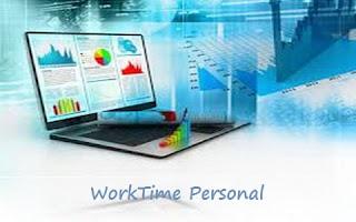 برنامج مراقبة وتتبع الكمبيوتر WorkTime WorkTime+Personal+Fr