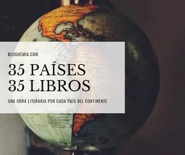 América | 35 Países , 35 Obras Literarias