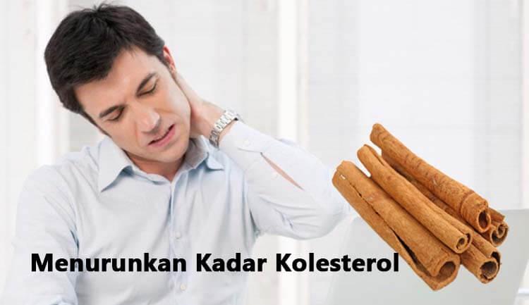 Menurunkan Kadar Kolesterol Dengan Ramuan Kayu Manis