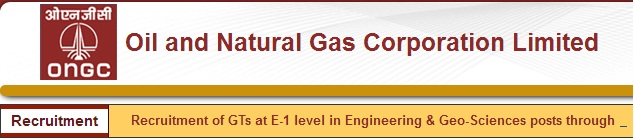 ONGC Recruitment Jobs 2017
