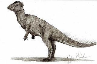 Alaskacephale Dinozor Türü