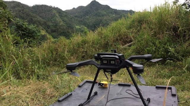 (repost) These Power Line-Stringing Drones Are Restoring Power in Puerto Rico