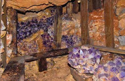 yacimiento cuarzo citrino ametrino   foro de minerales
