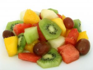 Fruit salad. Stock Photo credit: lockstockb