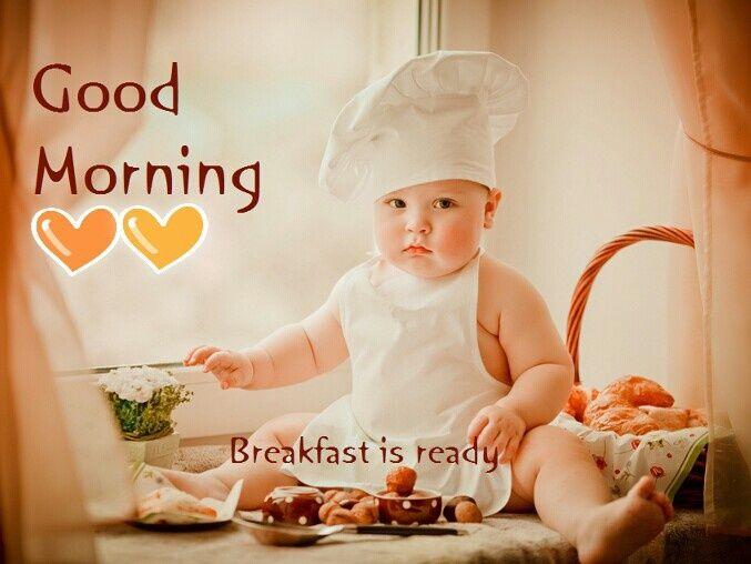 Good Morning, Breakfast Is Ready