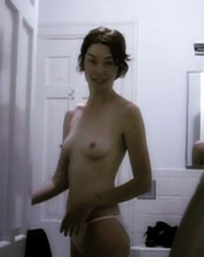 Rinko kikuchi boobs and bush in boobs babel scandalplanetcom 6