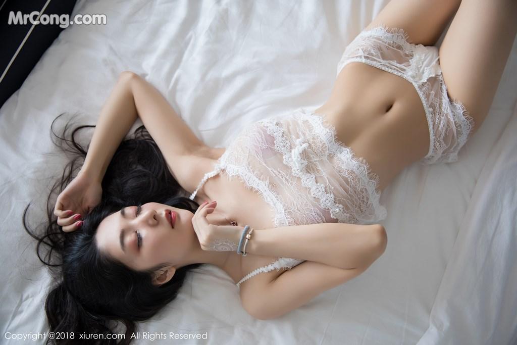 Image XIUREN-No.1205-Xiao-Reba-Angela-MrCong.com-005 in post XIUREN No.1205: Người mẫu Xiao Reba (Angela小热巴) (54 ảnh)