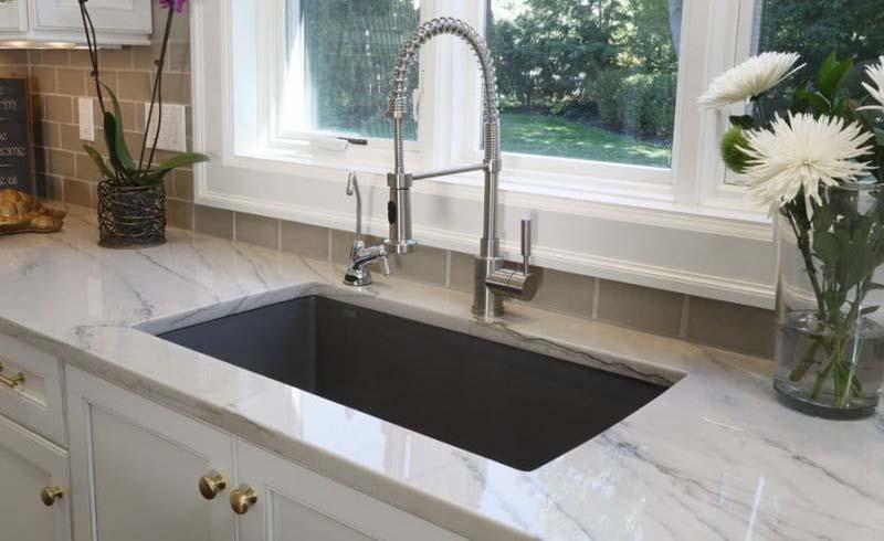 clogged sink drain
