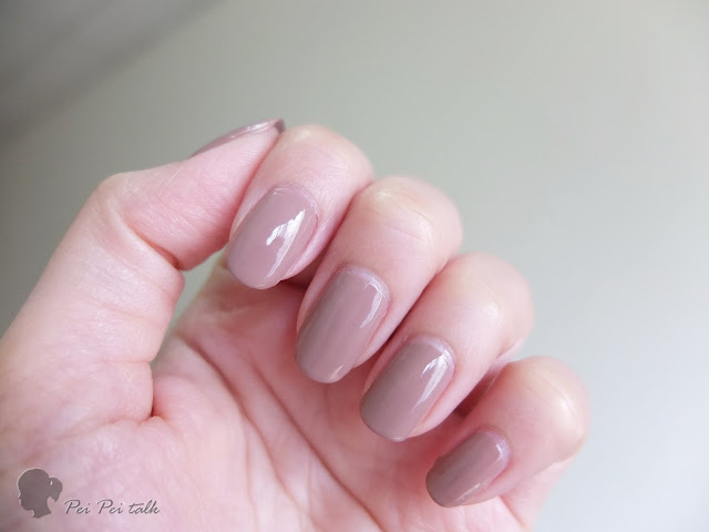 OPI 光療指甲油 INFINITE SHINE-ISL29 - IT NEVERENDS-試色