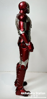 S.H.Figuarts Iron Man Mk V + Hall of Armor - Tamashii Nations