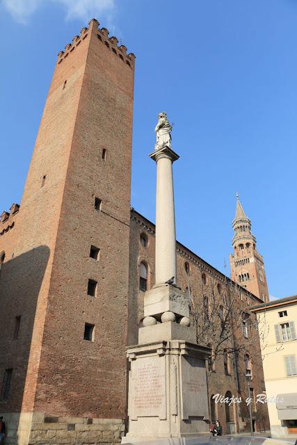 Piazza della Pace, Cremona