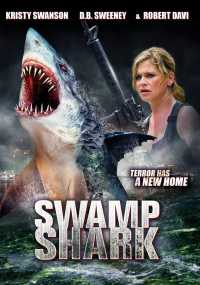 Swamp Shark (2011) Hindi 300MB Full Movies Dual Audio 480p BluRay