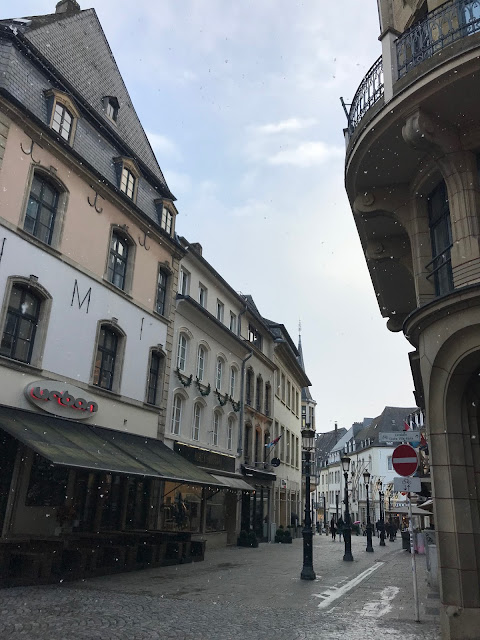 cosa visitare in lussemburgo