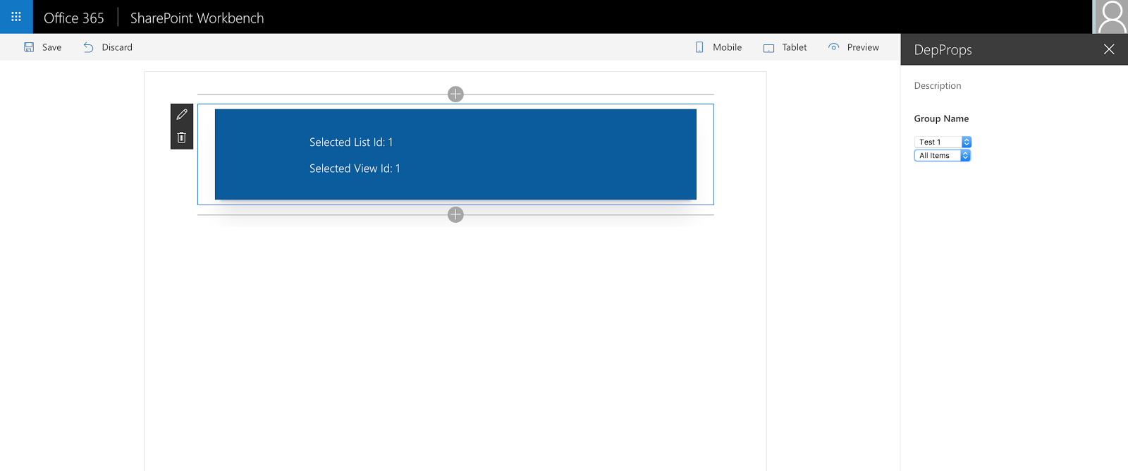 Tricky SharePoint: SPFx  Client Web Part Property Pane Dependent