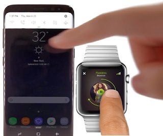 How to Connect Apple Watch With Galaxy S8?