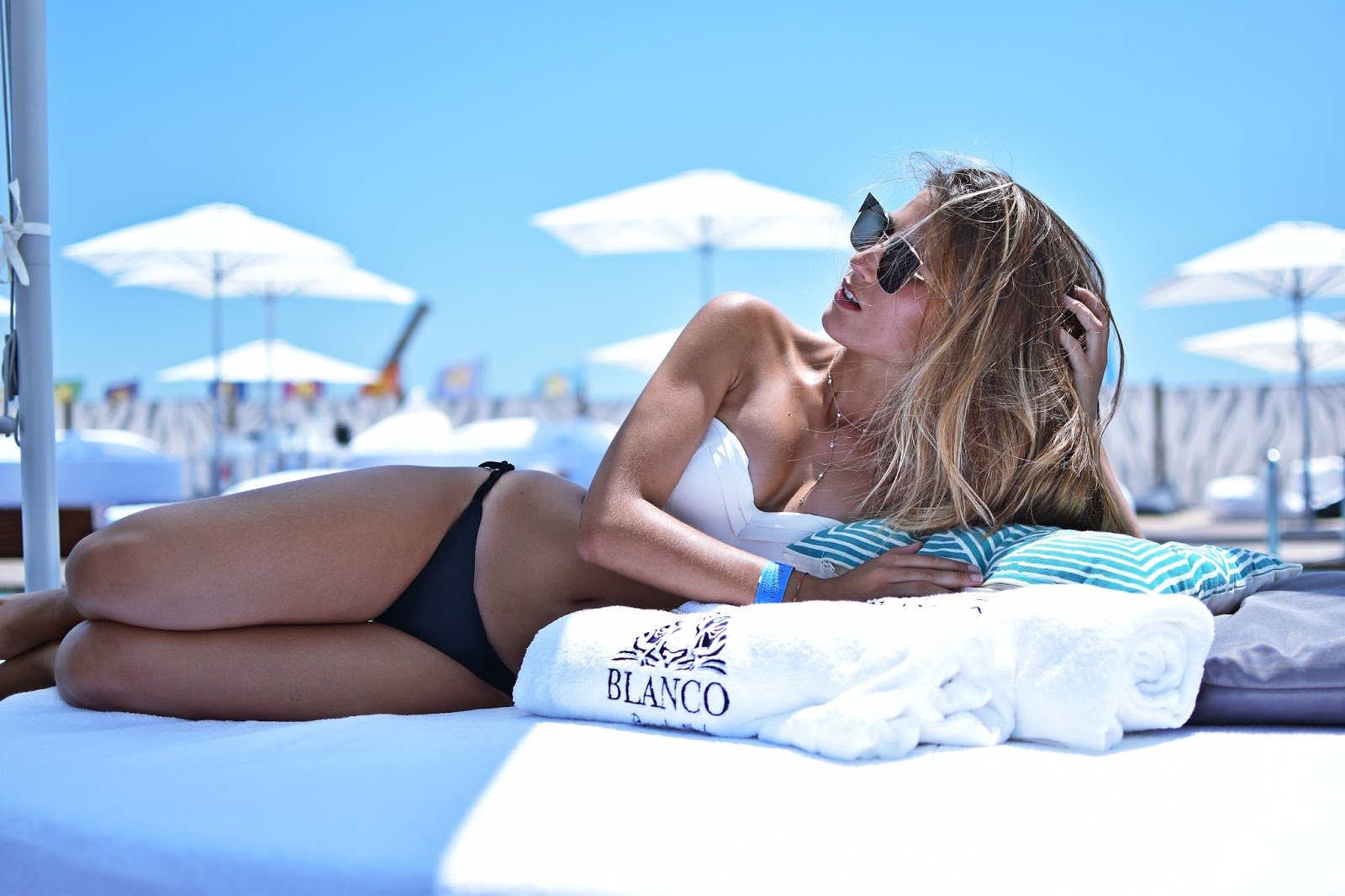O paraíso | Blanco Beach Club |