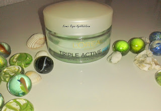 Loreal Triple Active Fresh Jel Krem
