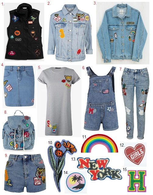 Phillippalovesdesign s revival trend embroidered patches