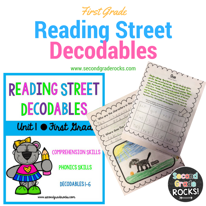 Reading Street Second Grade Spelling Homework