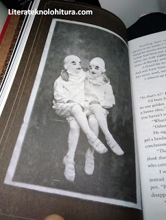 miss peregrine's home for peculiar children creepy photo