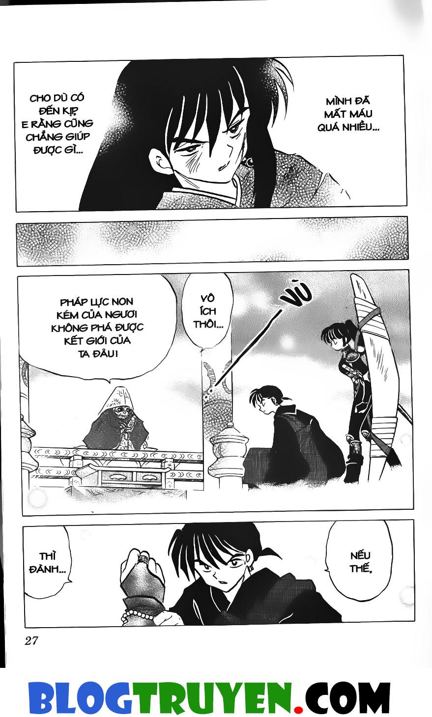 Inuyasha vol 28.2 trang 6