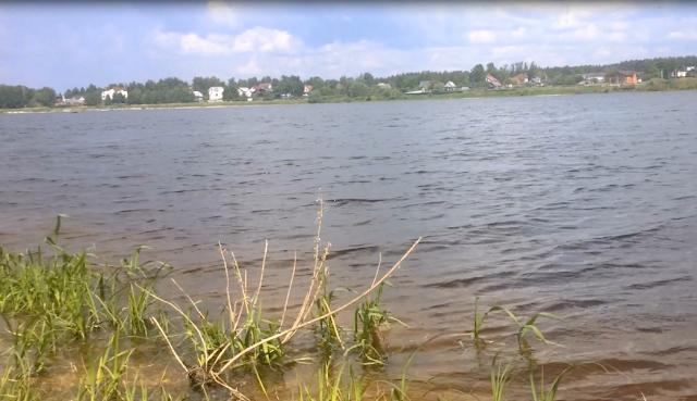 Отдыхаем на берегу реки, город Псков
