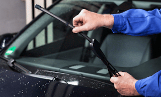 Your Wiper Blades Are Torn