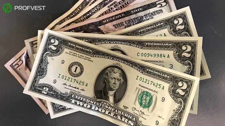 Купюра 2 доллара: разновидности банкнот