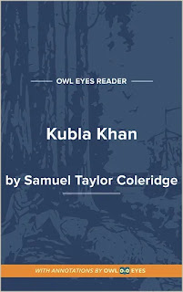 Kubla Khan By S.T. Coleridge