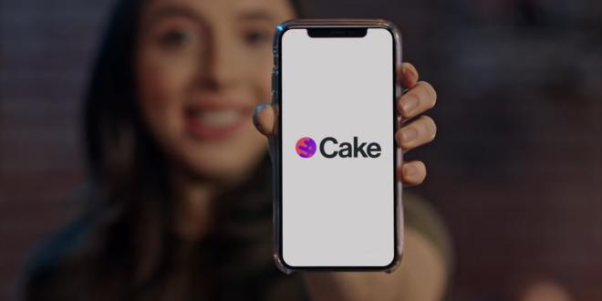 Cake Web : متصفح جديد سريع للاندرويد