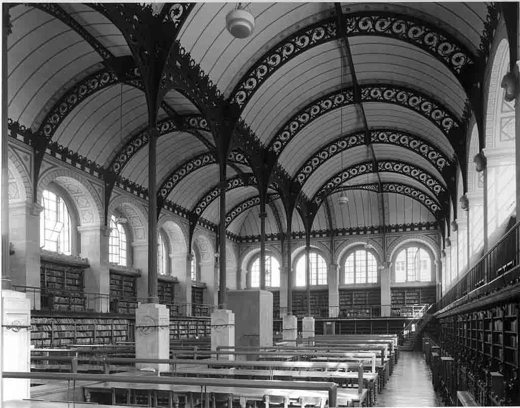 Historia del arte la arquitectura del siglo xix for Arquitecturas famosas