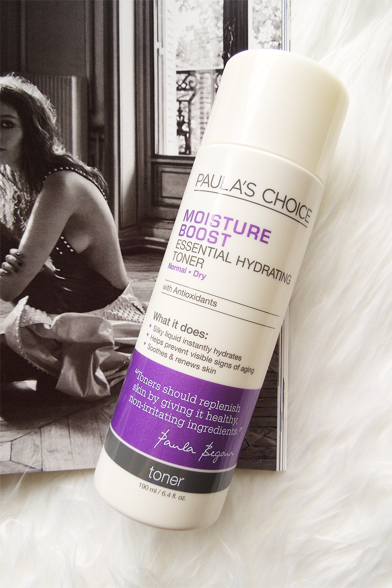 Paula's Choice Moisture Boost Toner Review