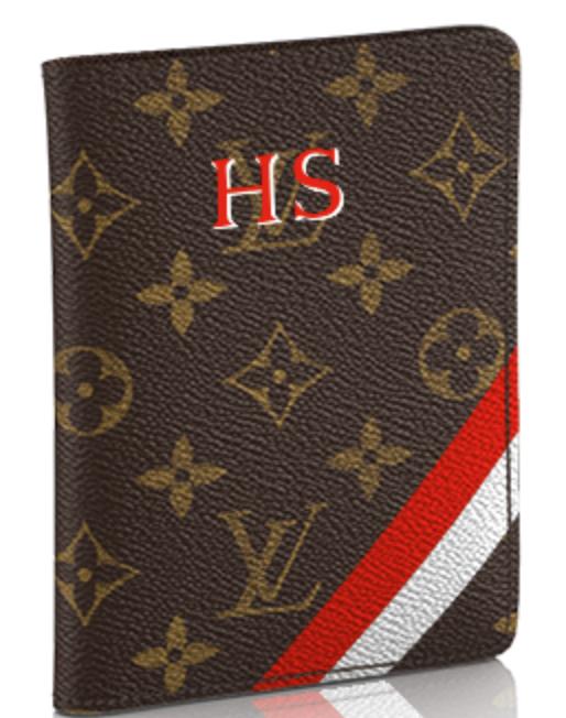 finest selection a9f4e e6752 DIY: Louis Vuitton Mon Monogram Personalisation