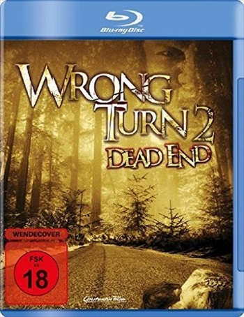 Wrong Turn 2 Dead End 2007 Bluray Download