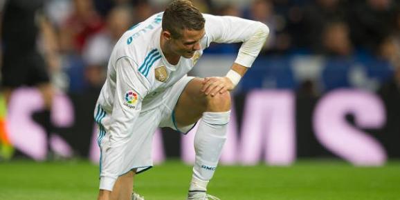 Cristiano Ronaldo's Unfairness