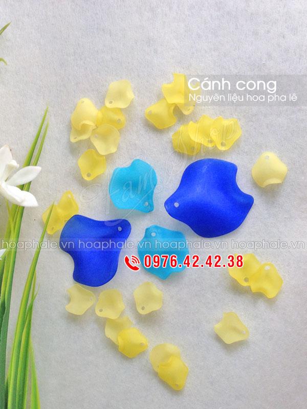 Nguyen lieu hoa pha le tai Phuc Xa